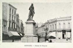 Monument à Grégoire Chapuis – Verviers