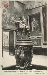 Statue de Charles III duc de Lorraine – Nancy