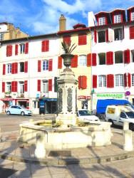 Fontaine de la place de la République (ou Saint-Esprit) – Bayonne