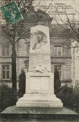 Monument au docteur Chénieux – Limoges