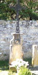 Croix de cimetière – Ginals