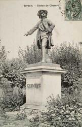 Monument à François de Chevert – Verdun
