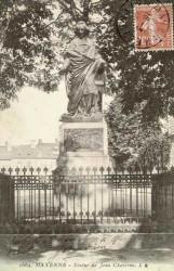 Monument au cardinal de Cheverus – Mayenne