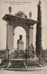 Monument à Léon Chiris – Grasse