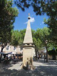 Fontaine Bistan- Place du Forum – Narbonne