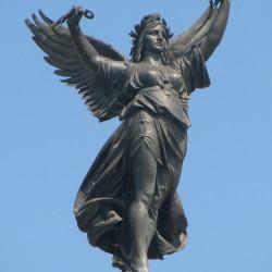 La Liberté – Monument aux Girondins – Bordeaux
