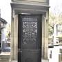 Portes de chapelles sépulcrales - Division 96 (1) - Cimetière du Père Lachaise - Paris (75020) - Image12