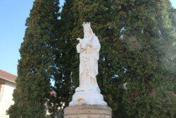 Vierge à l'enfant – La Neuvelle-lès-Scey