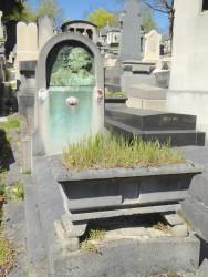 Tombe de la famille David – Cimetière du Père Lachaise – Paris (75020)
