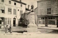 Monument au Docteur Denis de Commercy – Commercy (fondu)