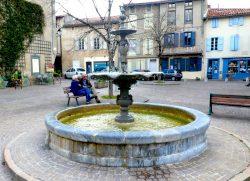Fontaine du Griffoul – Sorèze