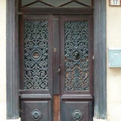 Panneau de porte – Rue du Maquis – Sorèze