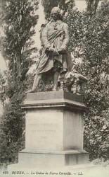 Monument à Pierre Corneille – Rouen