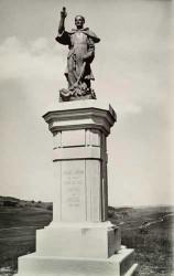 Monument à saint Simon de Crépy – Mouthe