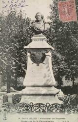 Monument à Jacques Louis Daguerre – Cormeilles-en-Parisis (fondu) (remplacé)