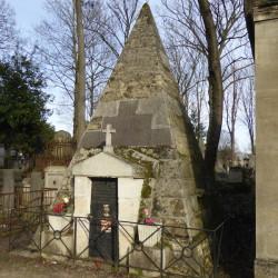 Monument à Quintin Craufurd – Cimetière du Père-Lachaise – Paris (75020)
