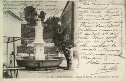 Monument à  Dalloz – Septmoncel (fondu) (remplacé)