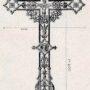 Corbeilles, ornements et croix Division 54 - Cimetière du Père Lachaise - Paris (75020) - Image5