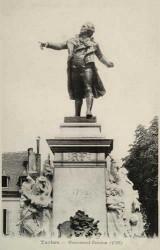 Monument à Danton – Tarbes (sauvé)