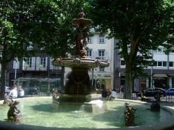 Fontaine du Belvédère Delille – Clermont-Ferrand