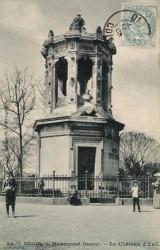 Monument à Darcy, ou Monument du réservoir des fontaines, ou Château d'eau – Dijon (fondu) (remplacé)