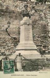 Monument à Charles François Daubigny – Auvers-sur-Oise