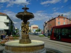 Fontaine  – Montferrand – Clermont-Ferrand