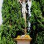 Christ en croix - Croix de mission - Saint-Anatole - Giroussens - Image1