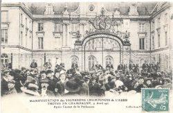 Buste de la République  (fondu) – Troyes