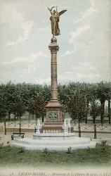 Monument à la Défense de 1793, ou La Victoire couronnant le drapeau français – Valenciennes