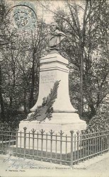 Monument à Eugène Delacroix – Saint-Maurice (déplacé)