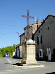 Croix de carrefour – Port de Penne – Penne-d'Agenais