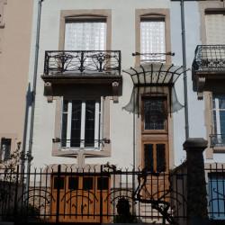 Balcon et appuis de croisées Guimard – 29 rue Émile Gallé – Nancy