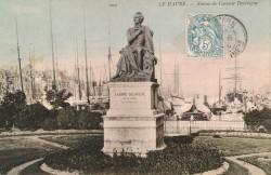 Monument à Casimir Delavigne – Le Havre