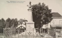 Monument au général Delmas de Grammont – Miramont-de-Guyenne
