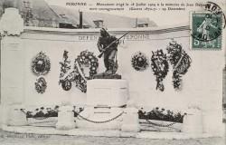 Monument à Jean Delpas, ou Monument à la Défense de Péronne de 1870 – Péronne