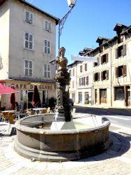 Fontaine de la République (Marianne) – Maurs