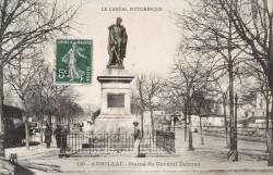 Monument au général Delzons – Aurillac