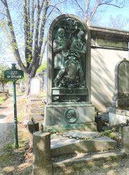 Monument Schoelcher – Division 50 – Cimetière du Père Lachaise – Paris (75020)