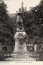 Monument à Denfert-Rochereau – Montbéliard (fondu)
