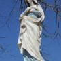 Calvaire  - Monument aux morts - Place de l'Église - Ginals - Image7