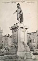 Monument au général Desaix – Clermont-Ferrand