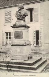 Monument au docteur Desault – Lure