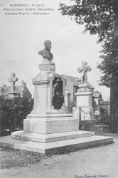 Monument à André Deprez – Harnes