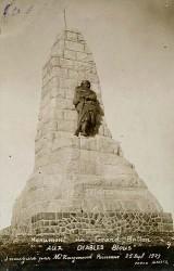 Monument aux Diables bleus – Guebwiller