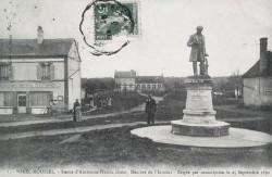 Monument à Ambroise-Firmin Didot – Sorel-Moussel