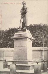 Monument à Mathieu de Dombasle – Place Dombasle – Nancy