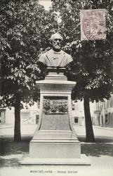 Monument à Pierre-Frédéric Dorian – Montbéliard (fondu)