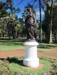 Statue de Pomone – Parque de la Independencia – Rosario