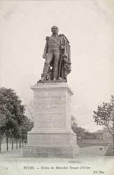 Monument au maréchal Drouet d'Erlon – Reims